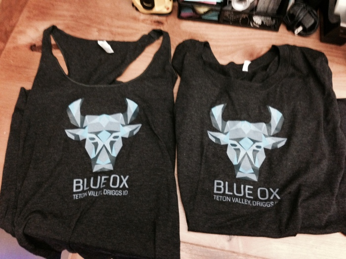 Blue Ox Tank and Tee